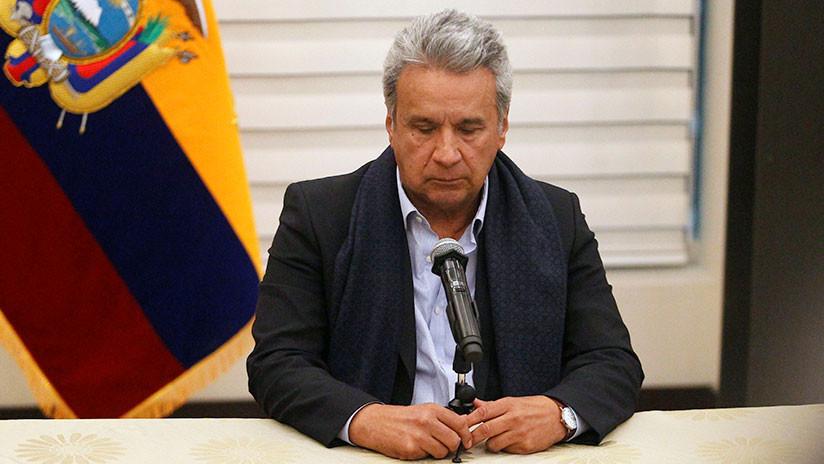 Ecuador: Presidente Lenín Moreno pide a su hermano que renuncie al cargo de fiscal