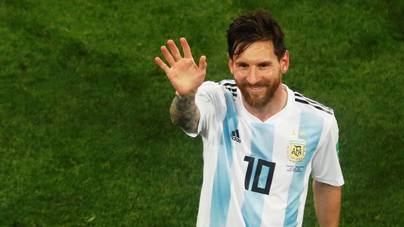 """Messi, tras el triunfo sobre Nigeria: """"No recuerdo haber sufrido tanto en un partido"""""""