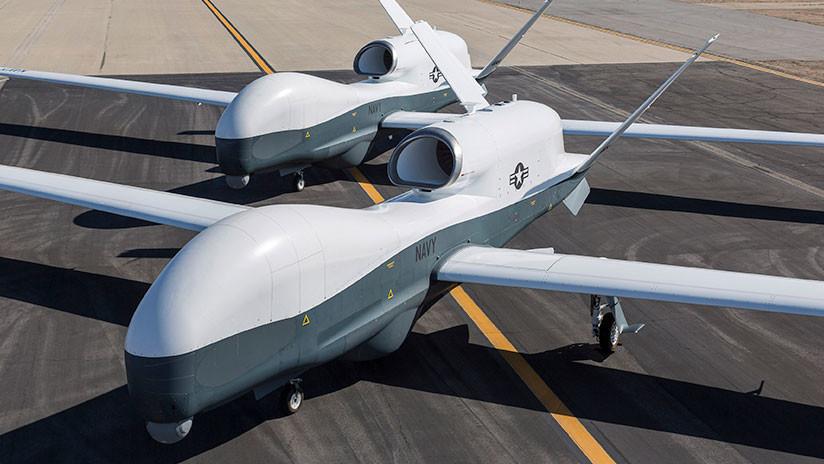 Australia gastará miles de millones en drones de EE.UU. para espiar el Mar de la China Meridional