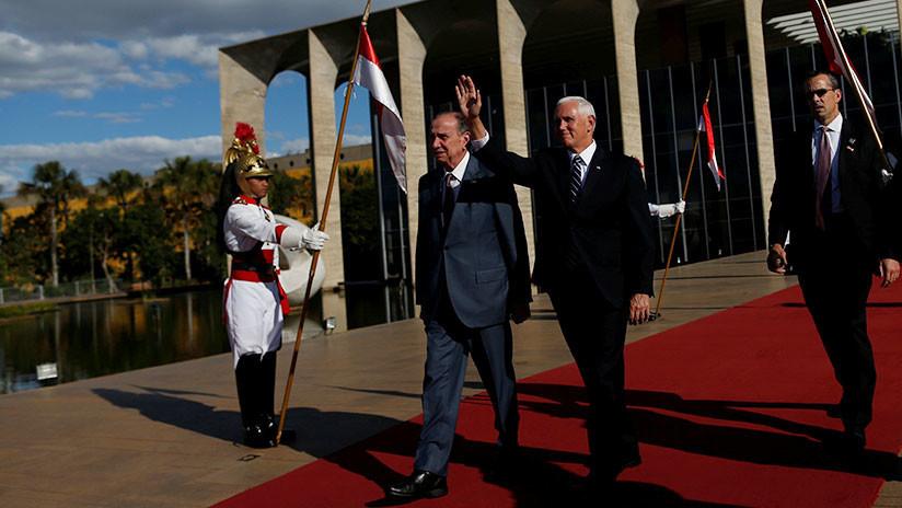 """""""EE.UU. está armando todo un escenario de guerra en Latinoamérica"""""""