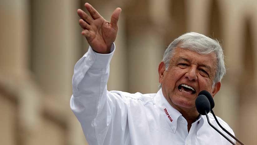 """López Obrador denuncia a Amazon por una serie que lo califica de """"populista"""""""