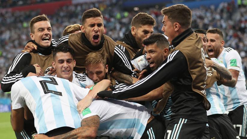 VIDEO: El gol que hizo explotar en lágrimas a un narrador argentino