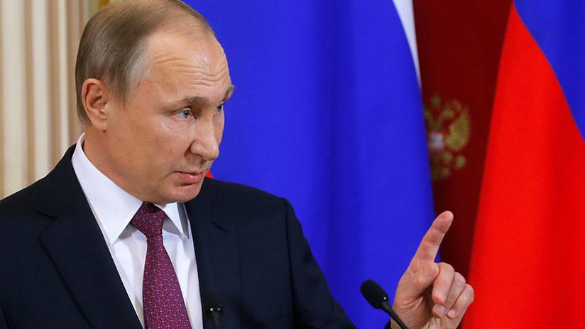 Valdimir Putin y Donald Trump acordaron verse en un