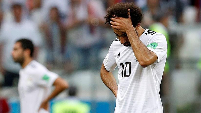 Egipto investigará la eliminación de su selección en el Mundial 2018 y castigará a los culpables