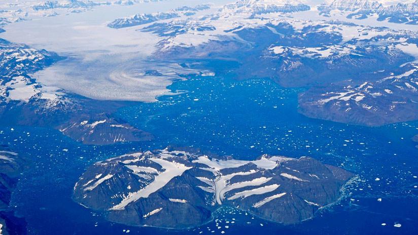 Alarma científica: El océano Atlántico se está 'comiendo' al Ártico