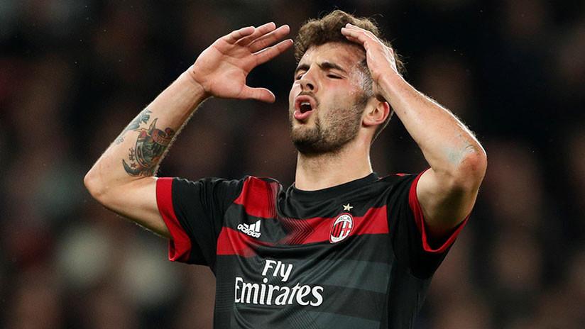 Excluyen al AC Milán por dos años de las copas europeas