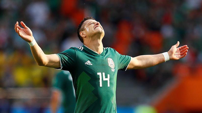 México clasifica de milagro a octavos a pesar de caer goleado ante Suecia
