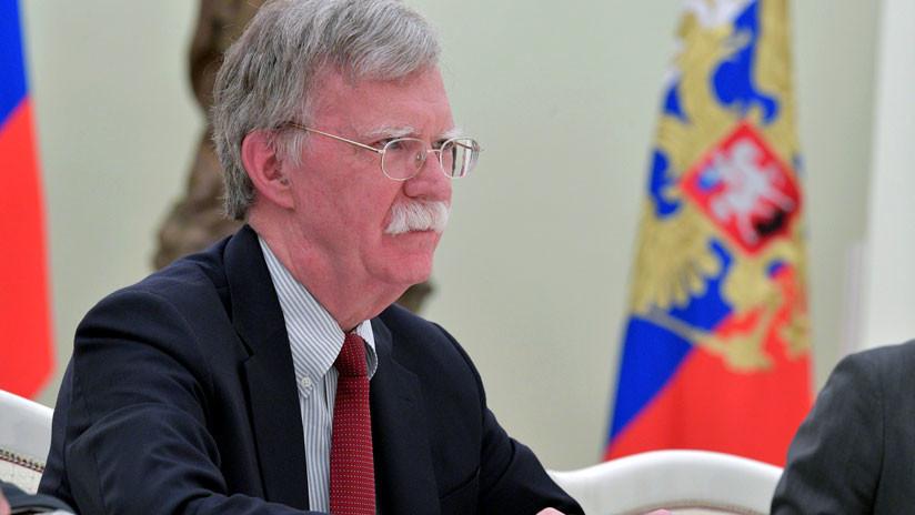 Bolton: Trump cree que la reunión con Putin beneficiará al mundo