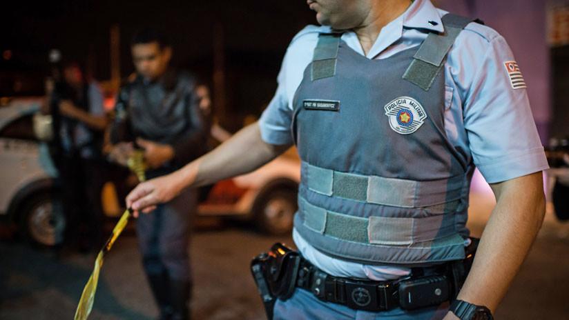Brasil: Estudiantes protestan en Río de Janeiro por asesinato de adolescente en operativo policial