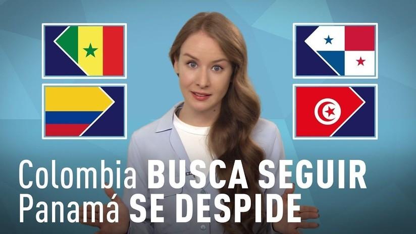 ¿Podrán Colombia y Panamá terminar con victoria la fase de grupos?