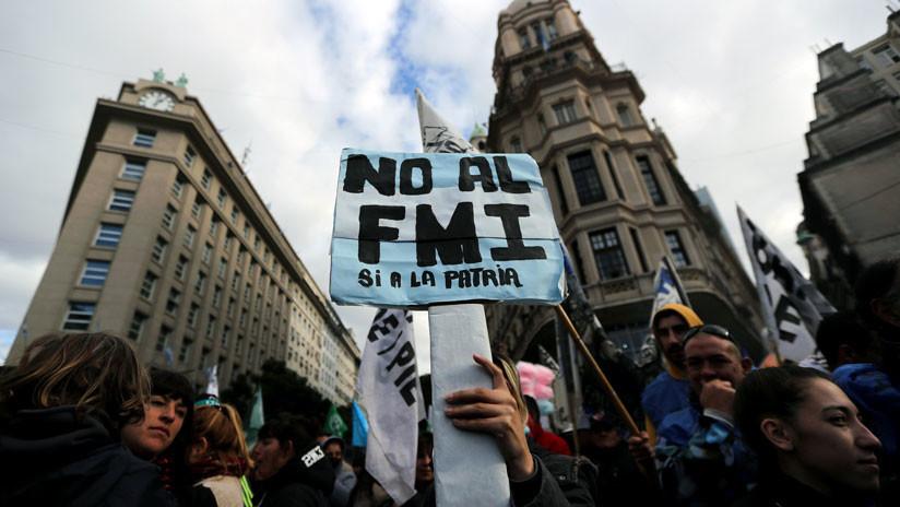¿Es ilegal el acuerdo entre Argentina y el FMI?