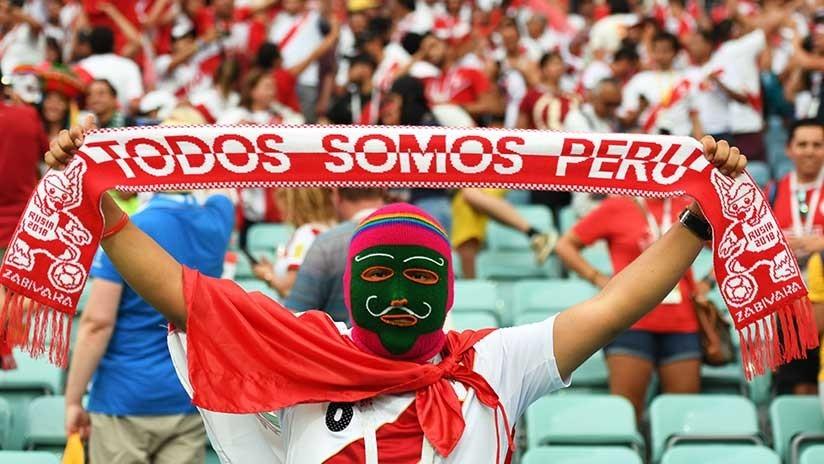 Un ruso alberga gratis a dos peruanos que llegaron a Ekaterimburgo para el Mundial