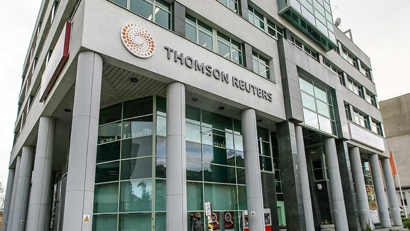 """Reuters proporciona a la Aduana de EE.UU. un servicio de """"monitoreo de extranjeros"""""""