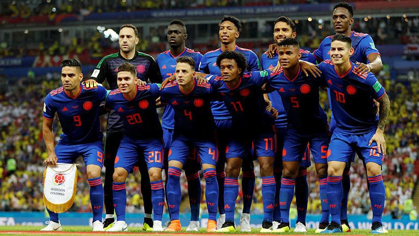 Colombia sueña y hace cuentas para pasar a octavos de final (FOTOS)