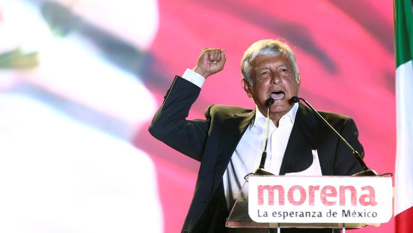 Candidatos presidenciales de México cierran campañas con mensajes sobre la ventaja de López Obrador