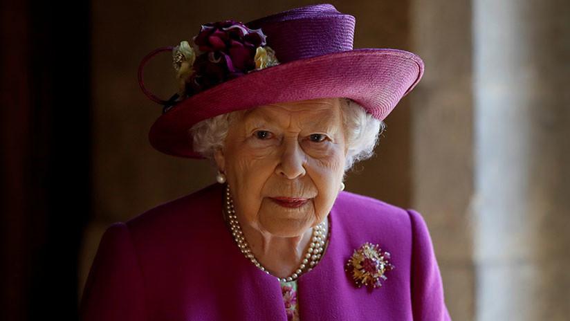 """La reina Isabel II cancela un acto porque """"no se siente bien"""""""