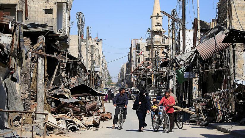 Los ataques de la coalición de EE.UU. han provocado más de 930 muertes de civiles en Siria e Irak
