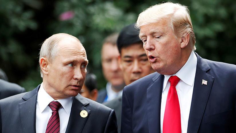 Cumbre confirmada: ¿Qué temas tratarán Vladímir Putin y Donald Trump?