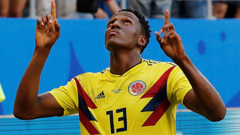 Colombia se mete en los octavos de final tras vencer por la cuenta mínima a Senegal