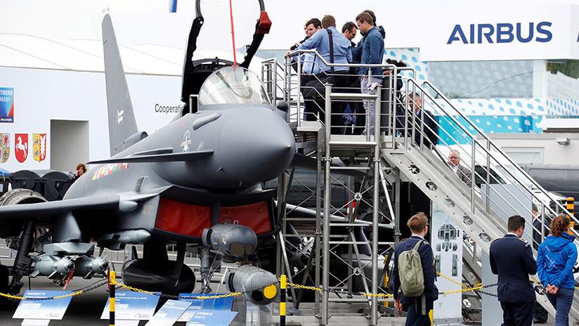 La Fuerza Aérea de Alemania reconoce su incapacidad para combatir