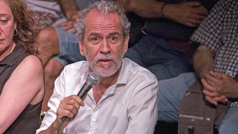 España: El actor Willy Toledo no acude al juzgado y se va a la procesión del 'Coño Insumiso'
