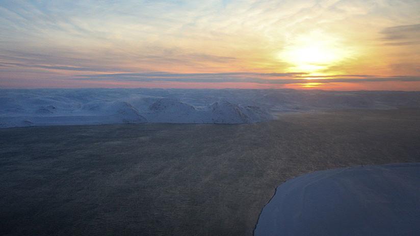 Científicos pronostican un cambio drástico irreversible en el clima en el mar de Barents