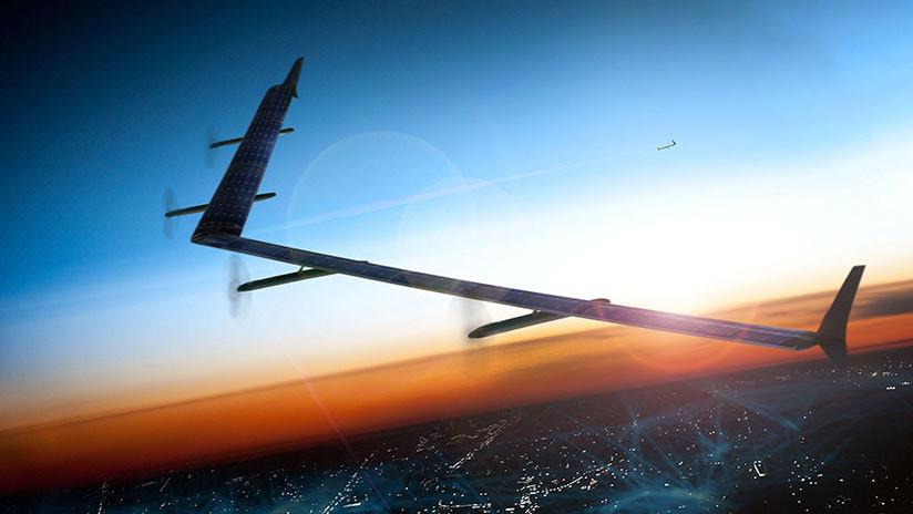 Facebook suspende el desarrollo de los drones solares Aquila