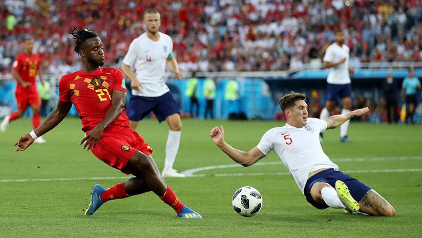 Inglaterra se enfrentará a Colombia en los octavos de final del Mundial de Rusia