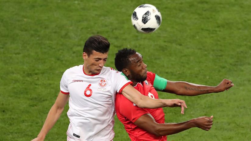 Panamá y Túnez se despiden del Mundial Rusia 2018, pese a la victoria de los africanos