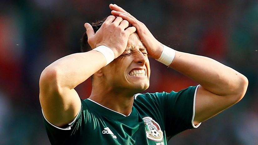 """""""No perdimos por pendejos"""": El tajante mensaje de 'Chicharito' a la hinchada mexicana"""
