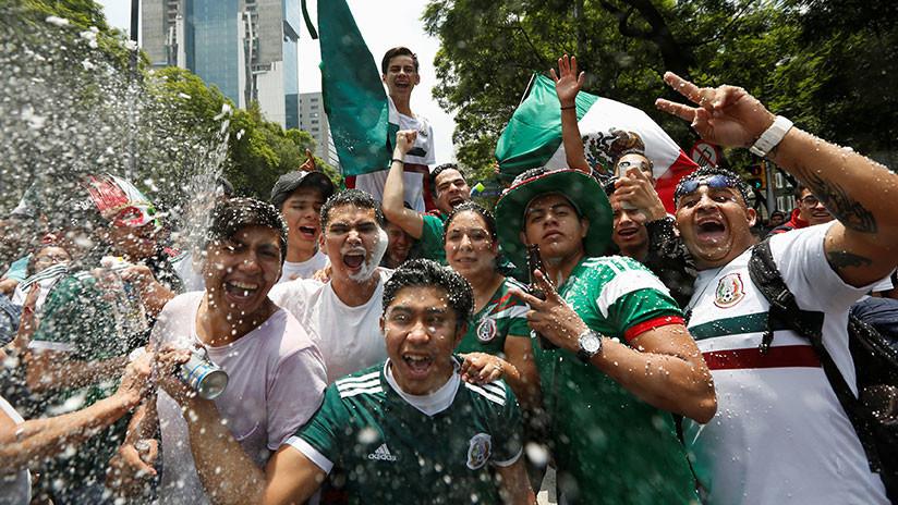 VIDEO: Un mexicano se enfrenta a 27 años de cárcel en EE.UU. por celebrar el triunfo del 'Tri'