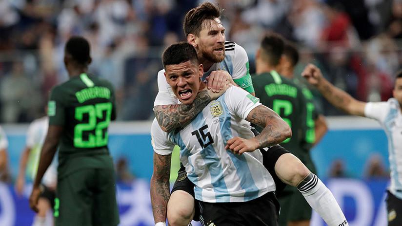 España y Argentina, inesperadamente entre las primeras posiciones de este ranking del Mundial