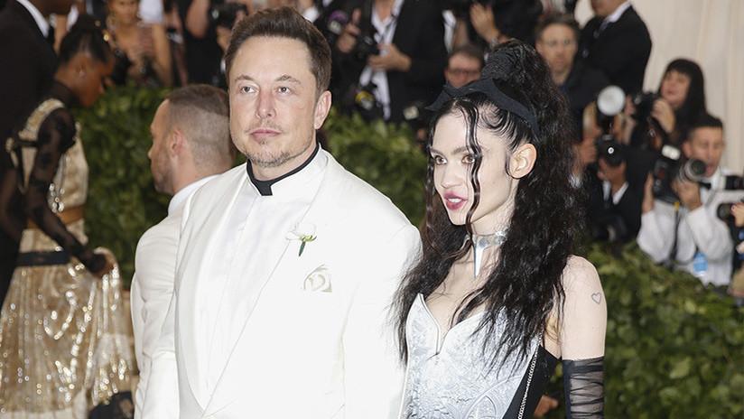 """""""¡Feliz cumpleaños, mi demonio!"""": La cantante Grimes felicita a Elon Musk… ¡en ruso!"""