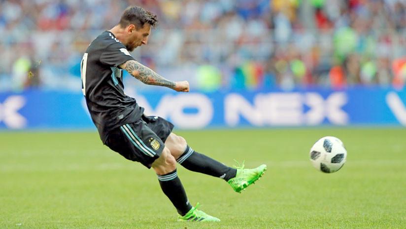 """""""¡No pasará!"""": La portada de un diario francés dedicada a Lionel Messi"""