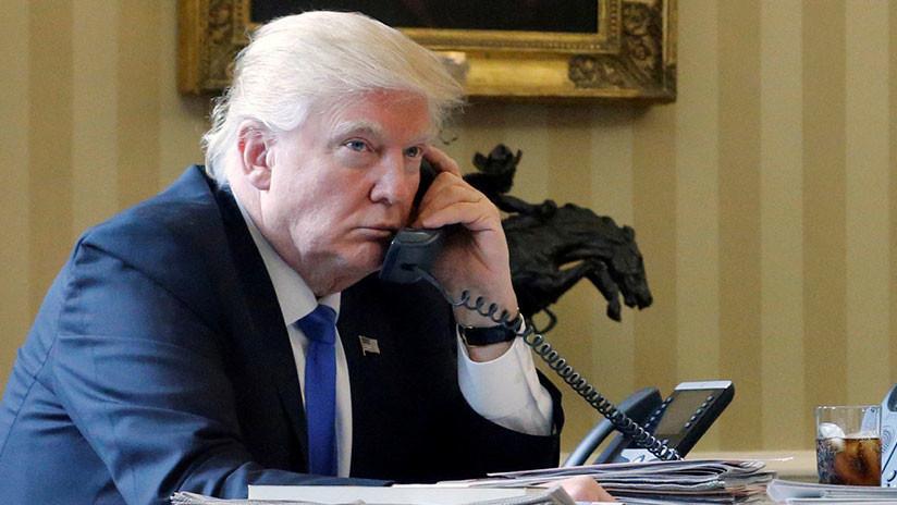 Un humorista asegura haber hablado con Trump por teléfono haciéndose pasar por senador