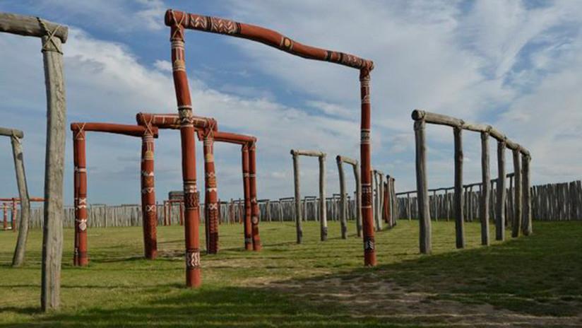 Hallan huellas de un antiguo ritual brutal con niños y mujeres en el 'Stonehenge alemán'