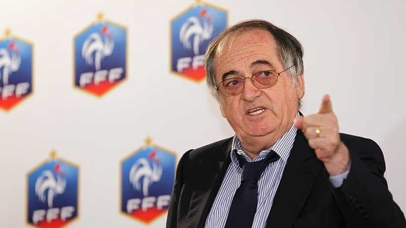 """""""Un éxito impresionante"""": El presidente de la Federación Francesa de Fútbol valora el Mundial"""