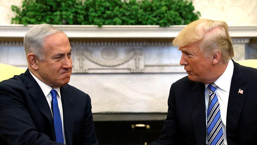 ¿Le han pedido los países árabes a EE.UU. que no revele el plan de paz en Oriente Medio?