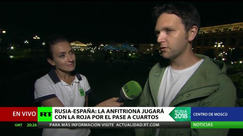 Rusia-España: La anfitriona jugará con la Roja por el pase a cuartos