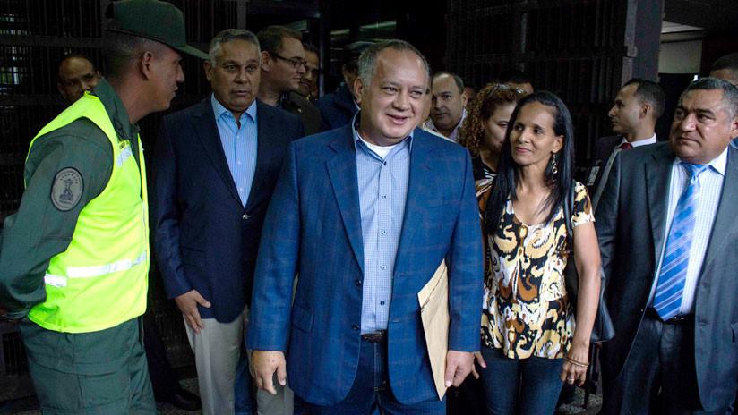 Costa Rica no tiene elementos suficientes para abrir causa contra Diosdado Cabello