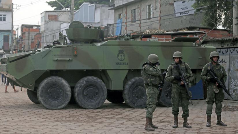 Brasil: Tasa de homicidios es