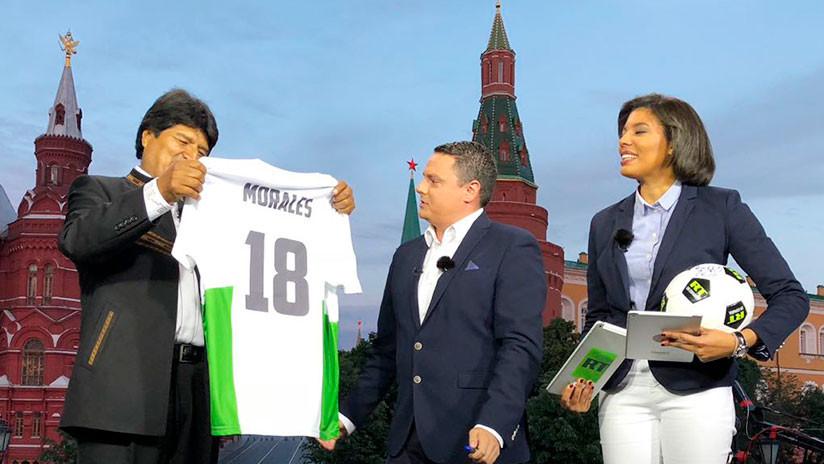 Evo Morales: Estados Unidos busca aliados para
