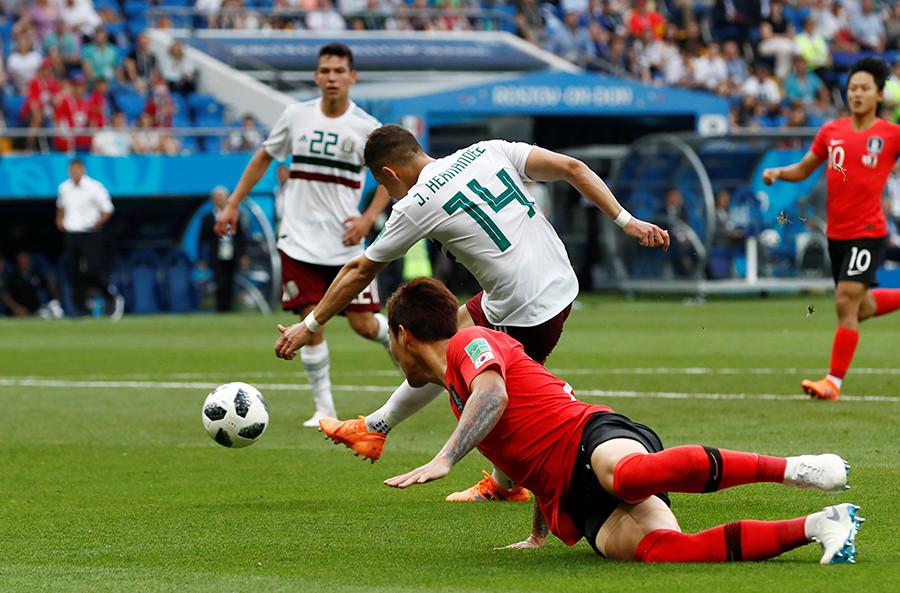 Todo sobre la copa del mundo Rusia 2018 - Página 2 5b2e795e08f3d963058b456a