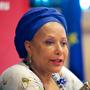 Piedad Córdoba, política y exsenadora colombiana