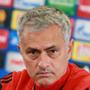 Jose Mourinho, entrenador de fútbol portugués