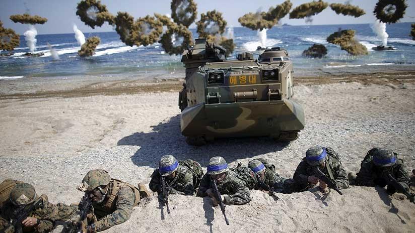 5b369bd1e9180f9c088b4567 Pionyang tomará nota: EE.UU. prepara a sus militares para combates subterráneos ¿La conspiración se hace realidad?