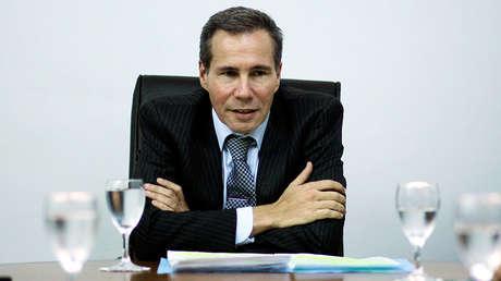 El fiscal argentino Alberto Nisman en Buenos Aires, 29 de mayo de 2013.