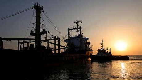 Puerto de Al Hudayda, Yemen, 26 de noviembre de 2017.