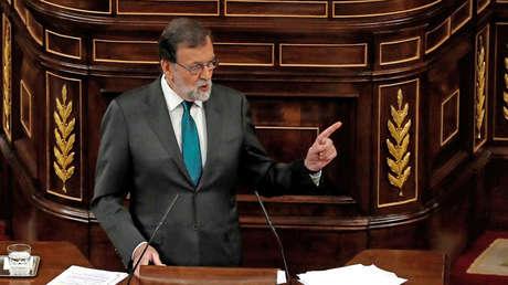 Mariano Rajoy, expresidente del Gobierno de España.