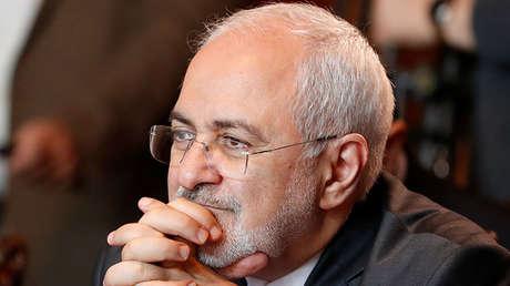 El canciller iraní, Mohamad Yavad Zarif.